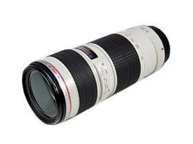 佳能 EF 70-200mm f/4L USM(小小白) 回收