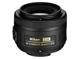 尼康 AF-S DX 尼克爾 35mm f/1.8G 回收