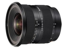 索尼 DT 11-18mm f/4.5-5.6(SAL1118) 回收