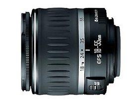 佳能EF-S 18-55mm f/3.5-5.6 回收