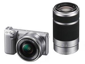 索尼 NEX-5R套机(E PZ 16-50mm,E 55-210mm) 回收