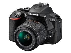 尼康D5500套机(18-55mm VR II) 回收