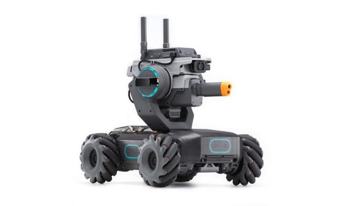 大疆 机甲大师 RoboMaster S1 回收